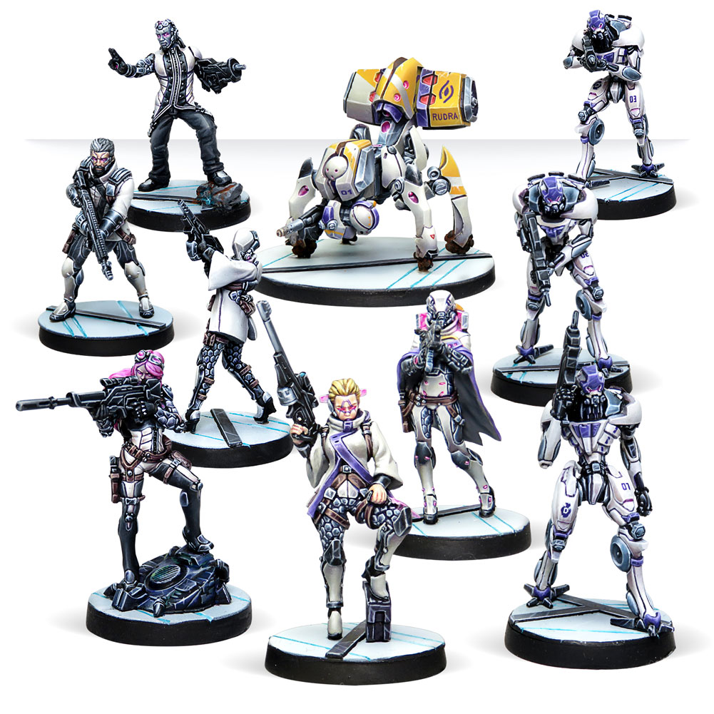 ALEPH OperationS Action Pack minis