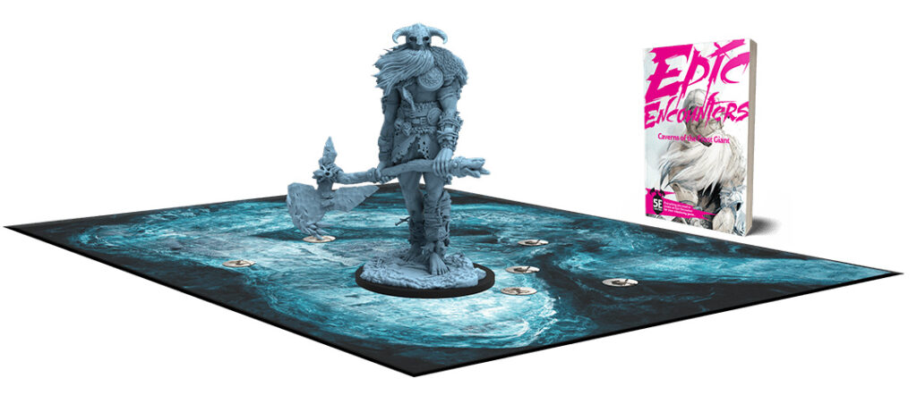 Caverns of the Frost Giant