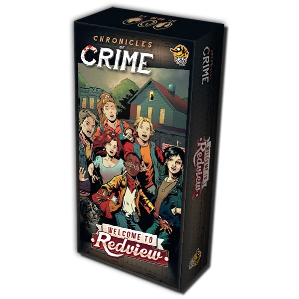 Chronicles of Crime: Redview