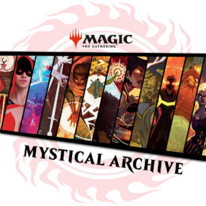 Mystical Archive: Red