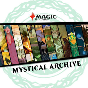 Mystical Archive: Green