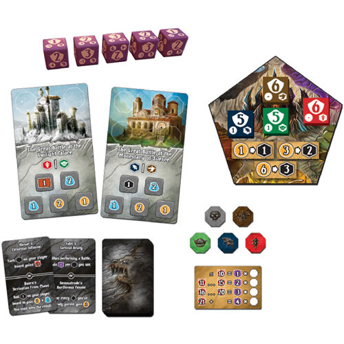 Rise of Titans components
