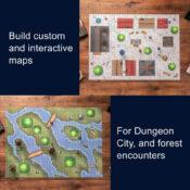 Dungeon Craft: Volume 1 graphic