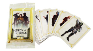 Deck of Stories: NPC Pack 1