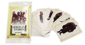 Deck of Stories: NPC Pack 2