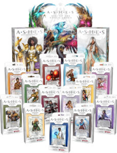 The 1.5 Upgrade Kit contains updated versions of cards from all these 1.0 products.