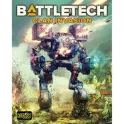 BattleTech Clan Invasion