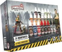 Zombicide 2E Paint Set