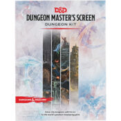 Dungeons & Dragons Dungeon Master's Screen Dungeon Kit cover