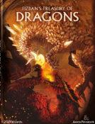 D&D Fizban's Treasury of Dragons alternate cover