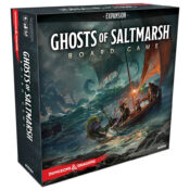 D&D Ghosts of Saltmarsh Standard