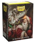 Dragon Shield Christmas 2021 Sleeves box