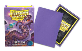Dragon Shield: Standard-Size Nebula Sleeves