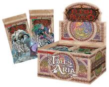 Tales of Aria packaging