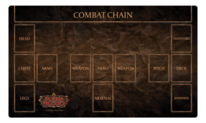 Flesh and Blood Classic Playmat