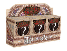 Flesh and Blood: Tales of Aria Blitz Deck display