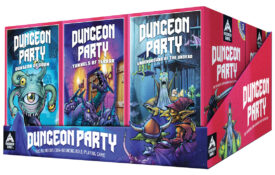 Dungeon Party display