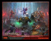Gloomhaven puzzle