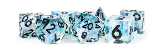 Captured Frost dice