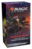 Magic: The Gathering Dungeons & Dragons Adventures in the Forgotten Realms Prerelease Pack