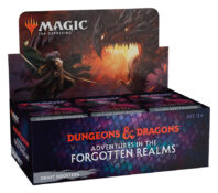 Magic: The Gathering Dungeons & Dragons Adventures in the Forgotten Realms Draft Booster Box