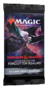 Magic: The Gathering Dungeons & Dragons Adventures in the Forgotten Realms Draft Booster Pack