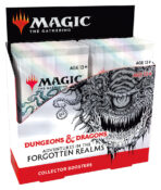 Magic: The Gathering Dungeons & Dragons Adventures in the Forgotten Realms Collector Booster Box