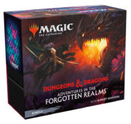 Magic: The Gathering Dungeons & Dragons Adventures in the Forgotten Realms Collector Bundle