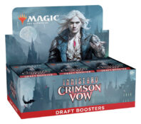 Magic: The Gathering Innistrad: Crimson Vow Draft Booster