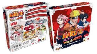 Naruto Ninja Arena box