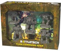 BattleTech Clan Commander Star