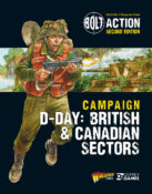 Bolt Action D Day British Canada