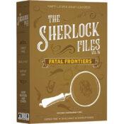 Sherlock Files Fatal Frontier