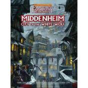 WFRP: Middenheim City of the White Wolf