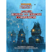 Warhammer Fantasy Roleplay: Power Behind the Throne Companion