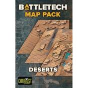 BattleTech Desert Map Pack