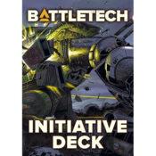 BattleTech Initiative Deck