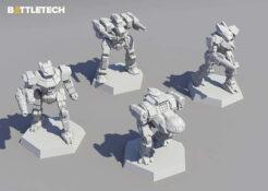BattleTech: Inner Sphere Striker Lance