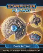 Starfinder Flip-Mat Solar Temple