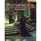 Pathfinder Adventure: Night of the Gray Death