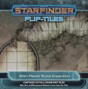 Starfinder Flip-Tiles: City Alien Planet Ruins Expansion
