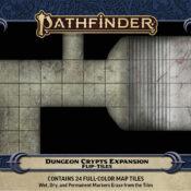 Pathfinder Flip-Tiles: Dungeon Crypts Expansion Set (PZO4093)