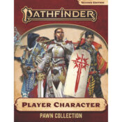 Pathfinder Player Pawns