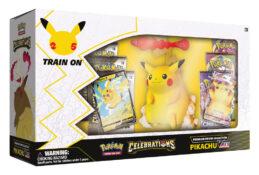 Celebrations Premium Figure Collection: Pikachu VMAX