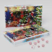 Advent Dice Calendar 2021 Publisher: Q-Workshop Item Code: QWSADC102 MSRP: $45 Releases October 6, 2021