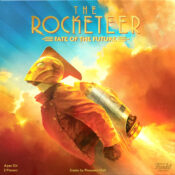 The Rocketeer: Fate of the Future cover