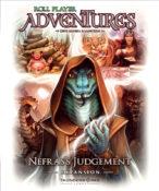 Roll Player Adventures: Nefras's Judgement expansion