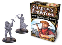 Shadows of Brimstone Prospector