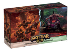 Skytear: Unforgotten box front