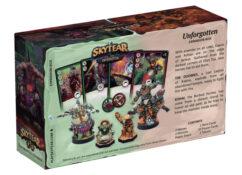 Skytear: Unforgotten box back